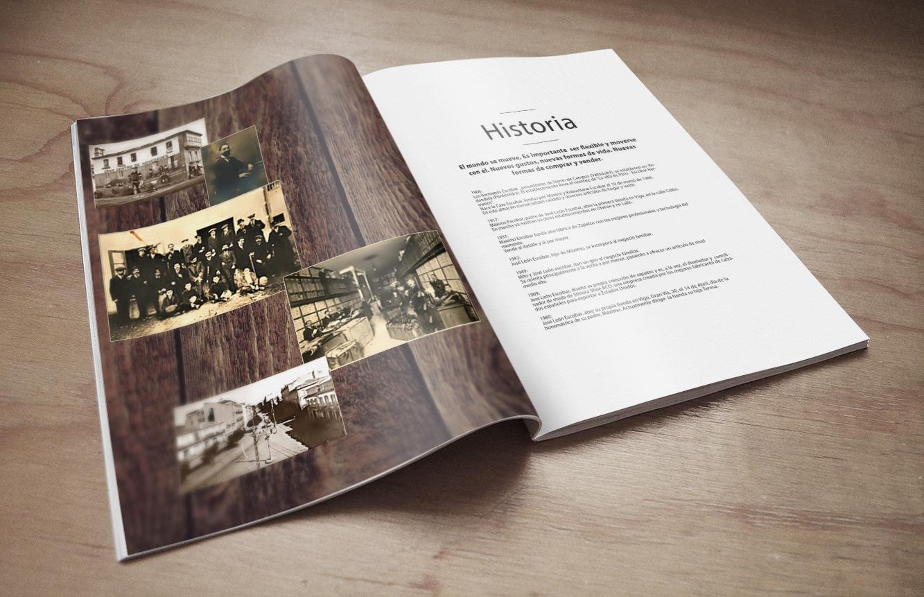 Magazine-Historia